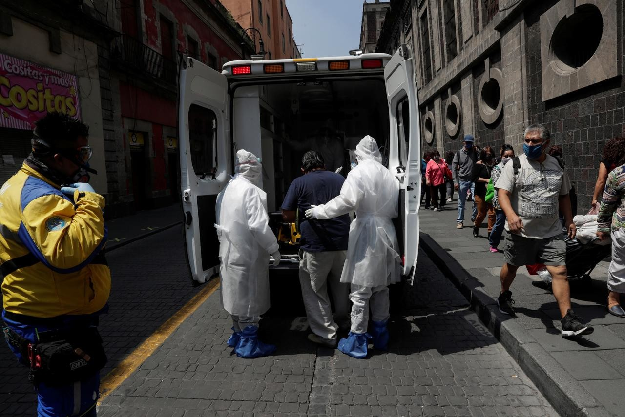 Mexico has recorded 67,326 confirmed coronavirus deaths and 629,409 cases, the world's fourth highest death toll from the virus that has infected more than 26 million people around the globe.  Mexico's government has often said the real number of infected people is likely to be significantly higher than the confirmed cases due to the low levels of testing.  In its latest nationwide study about excess mortality rates, a globally recognized means of determining the impact of a pandemic, Mexico's ministry said 122,765 more people had died than expected between mid-March and Aug. 1.