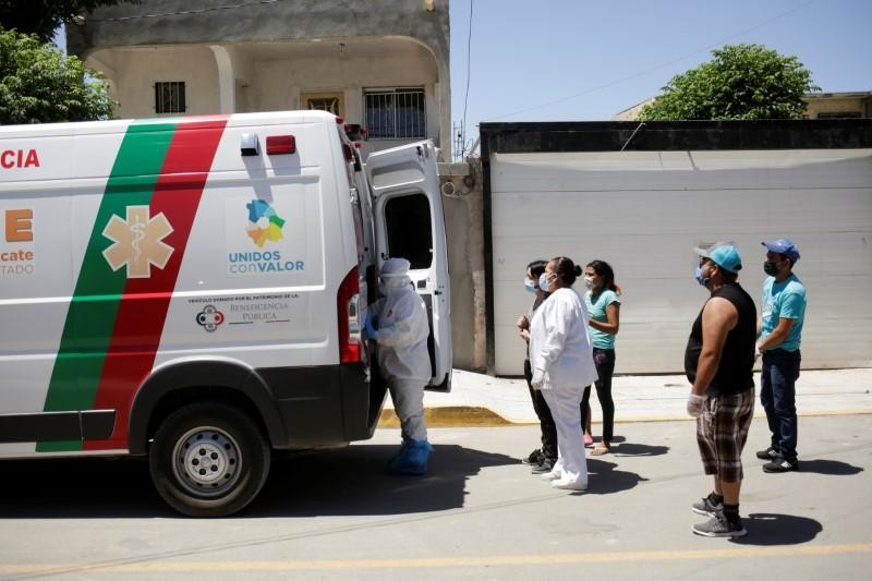 So far, Mexico's death toll from the pandemic is the fourth highest globally, and the 13th highest on a per capita basis, according to a tally by Johns Hopkins University.  The spread of the virus has ravaged an already slumping economy, which is now seen contracting by up to 13% this year, the deepest downturn since the 1930s-era Great Depression.